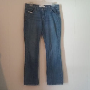 AberCrombie & Fitch Emma Jeans Stretchable